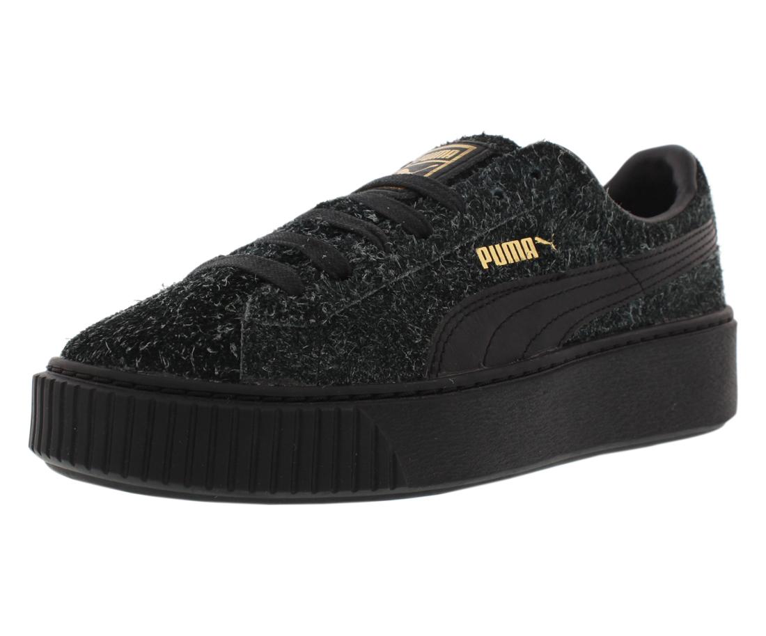 Puma Suede Platform Elemental Casual Women's Shoes
