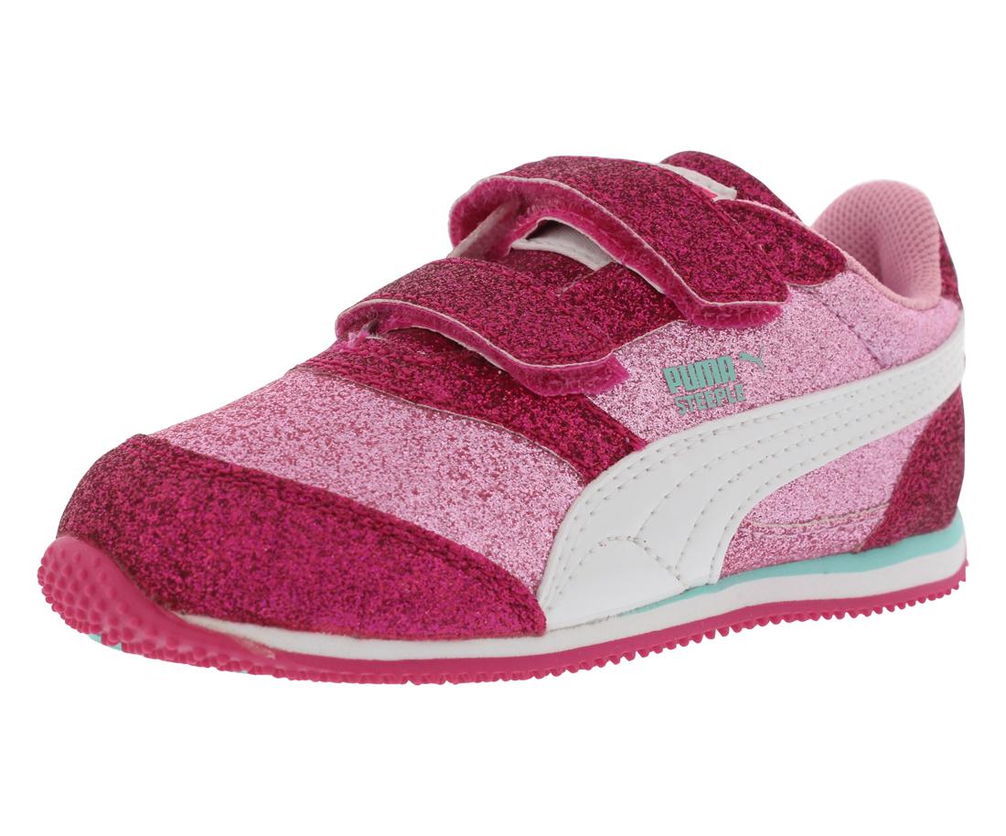 Puma Steeple Glitz Glam V Inf Casual Infant's Shoes