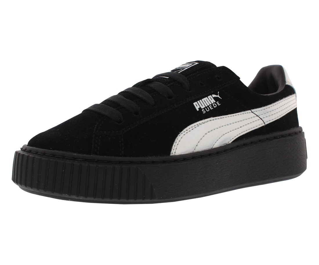 Puma Suede Platform Explosive Fashion Sneaker Women's Shoes