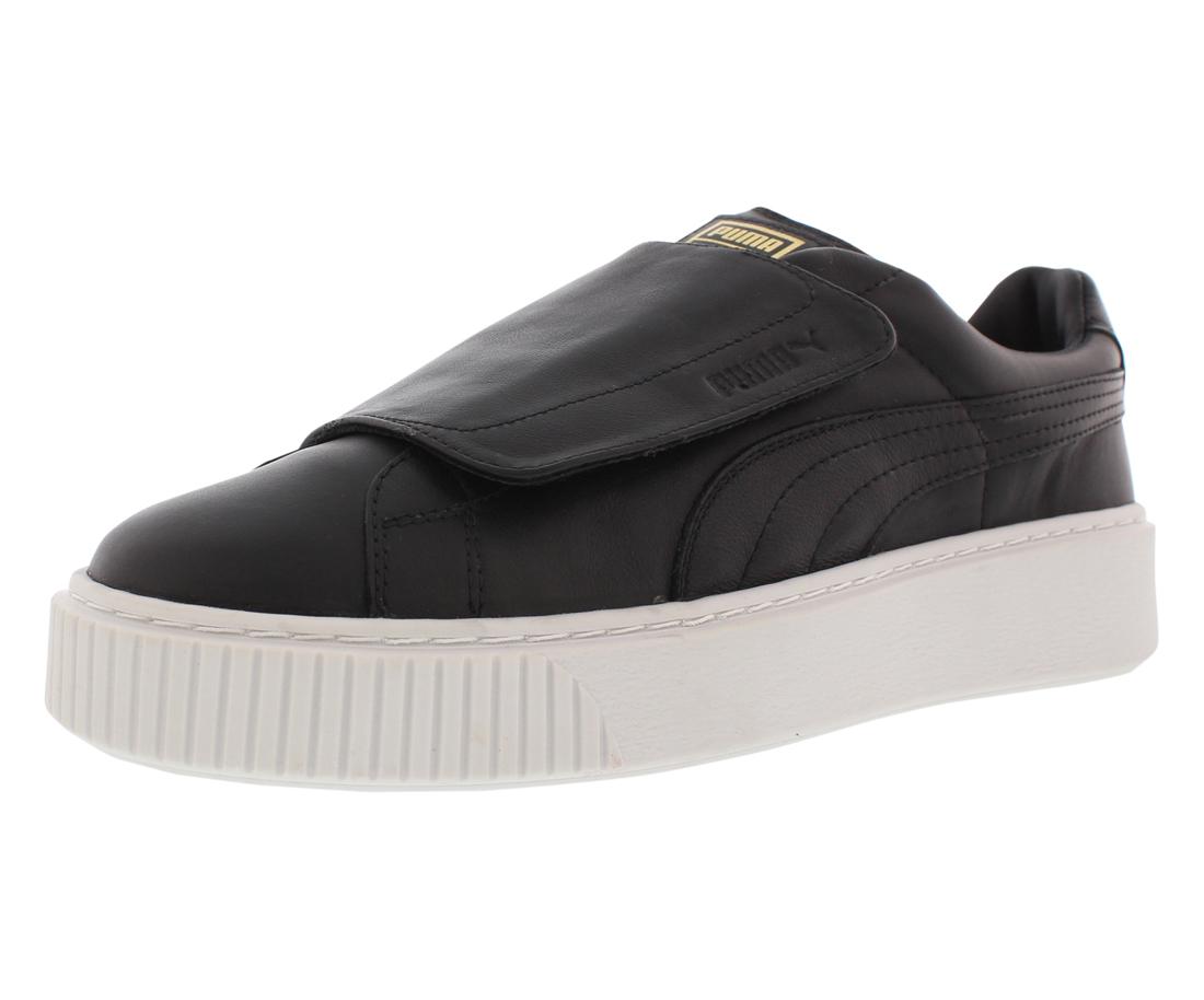 Puma Basket Platform Strap Wn'S Women's Shoes