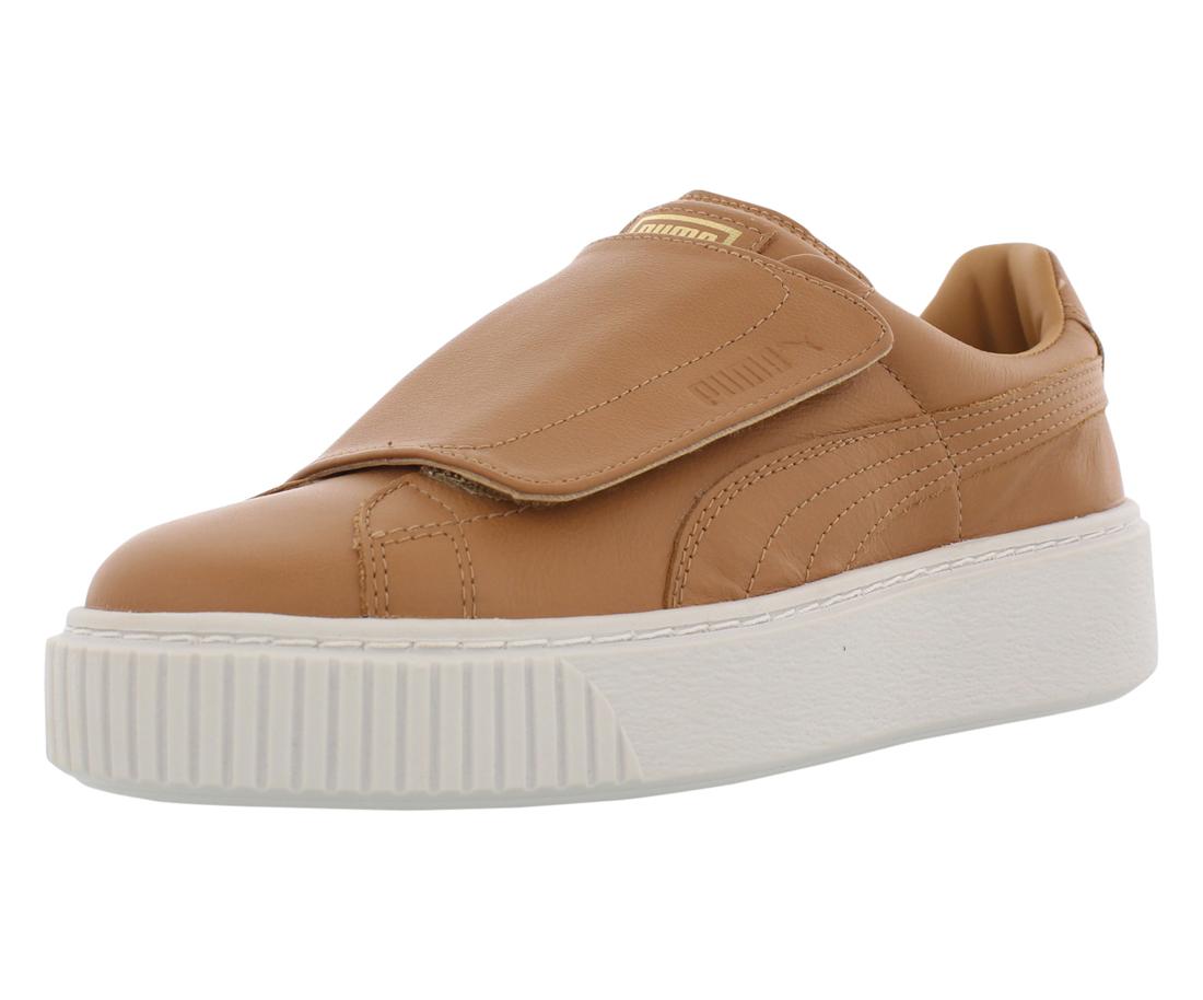 Puma Basket Platform Strap Casual Women's Shoes