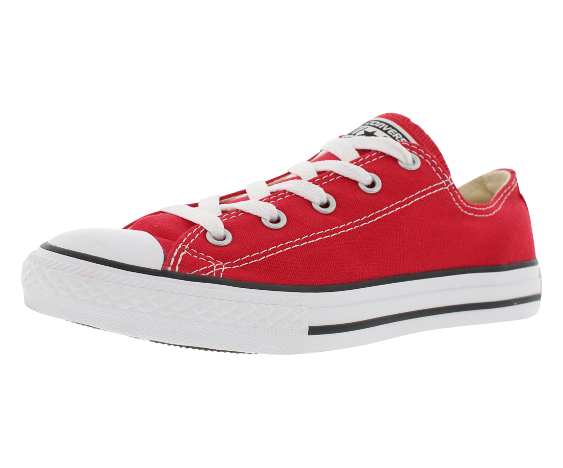 Converse Chuck Taylor All Star Oxford Red Youth'S Shoe