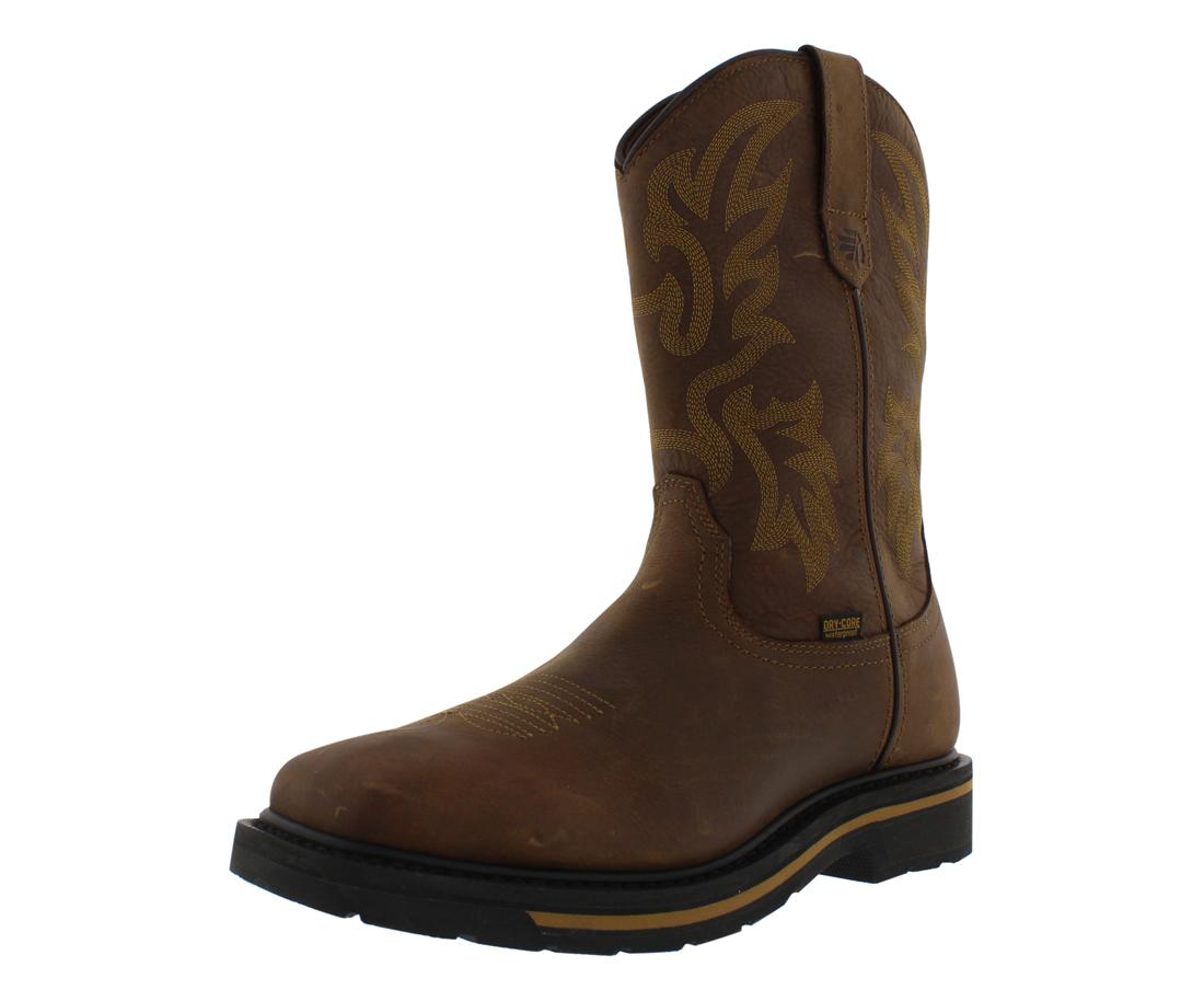 "Lacrosse Tallgrass Square Toe 11"" Boots Mens Shoe"