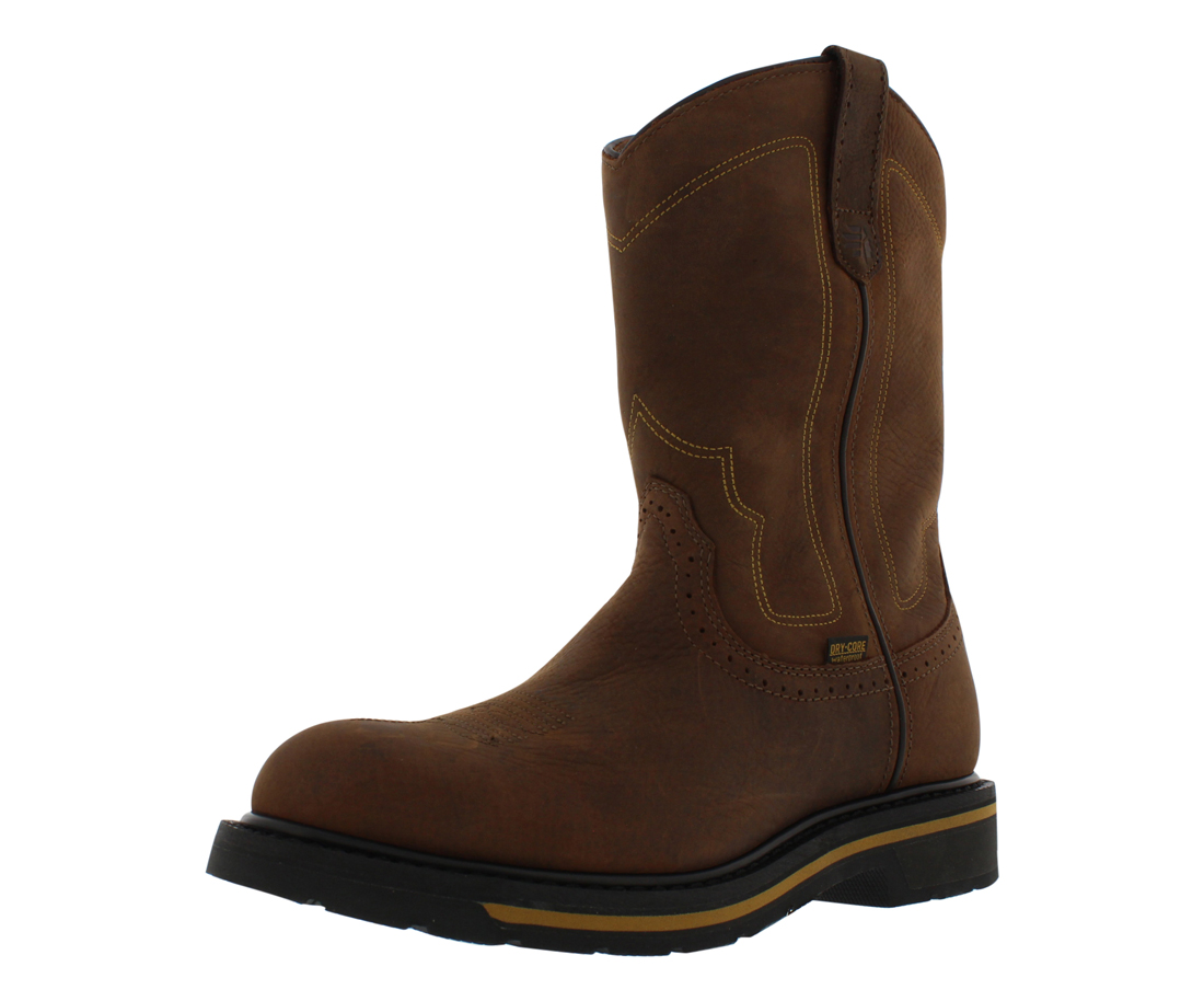 "Lacrosse Tallgrass Western Toe 11"" Boots Mens Shoe"