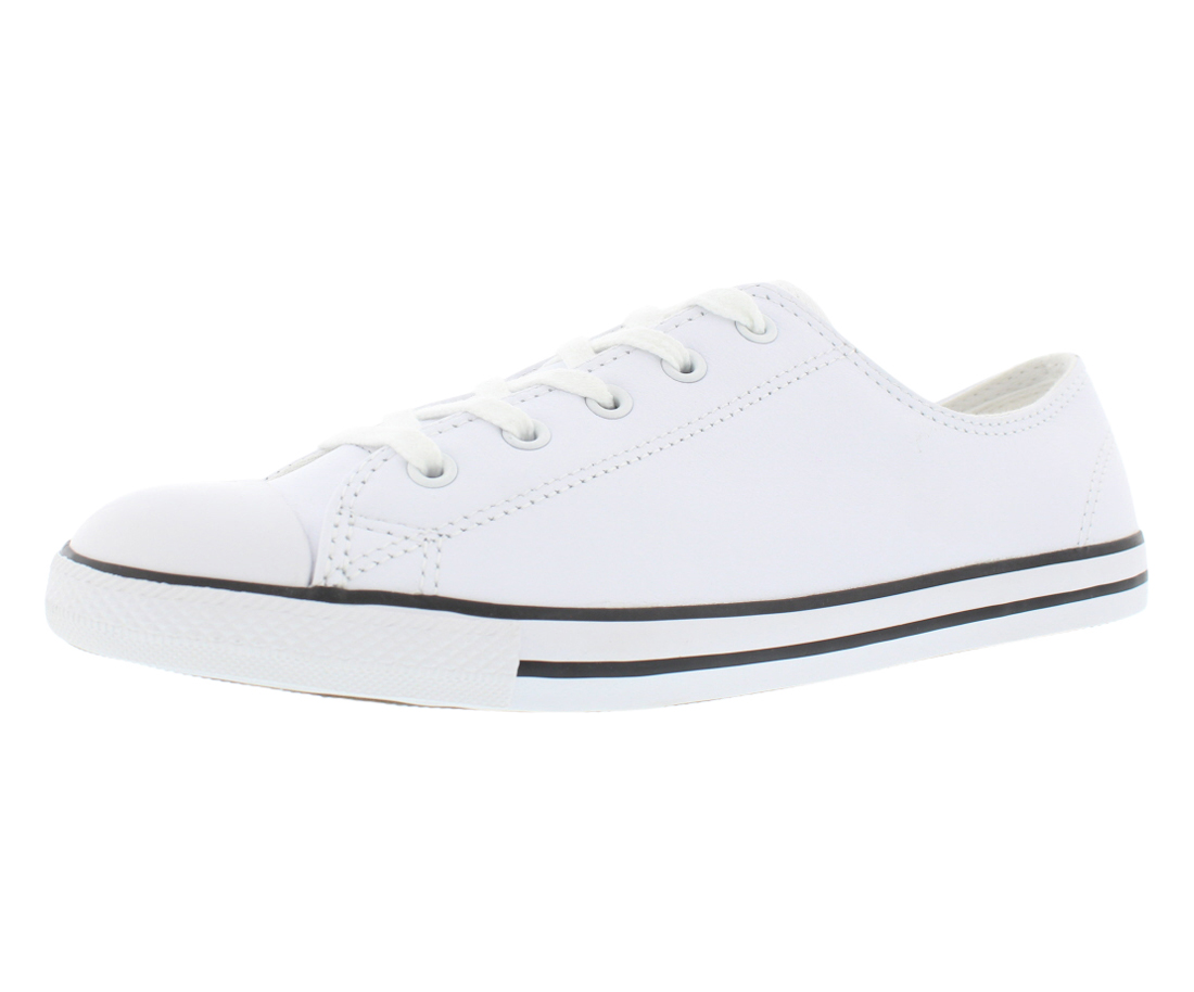Converse Chuck Taylor Dainty Leather Womens Shoes