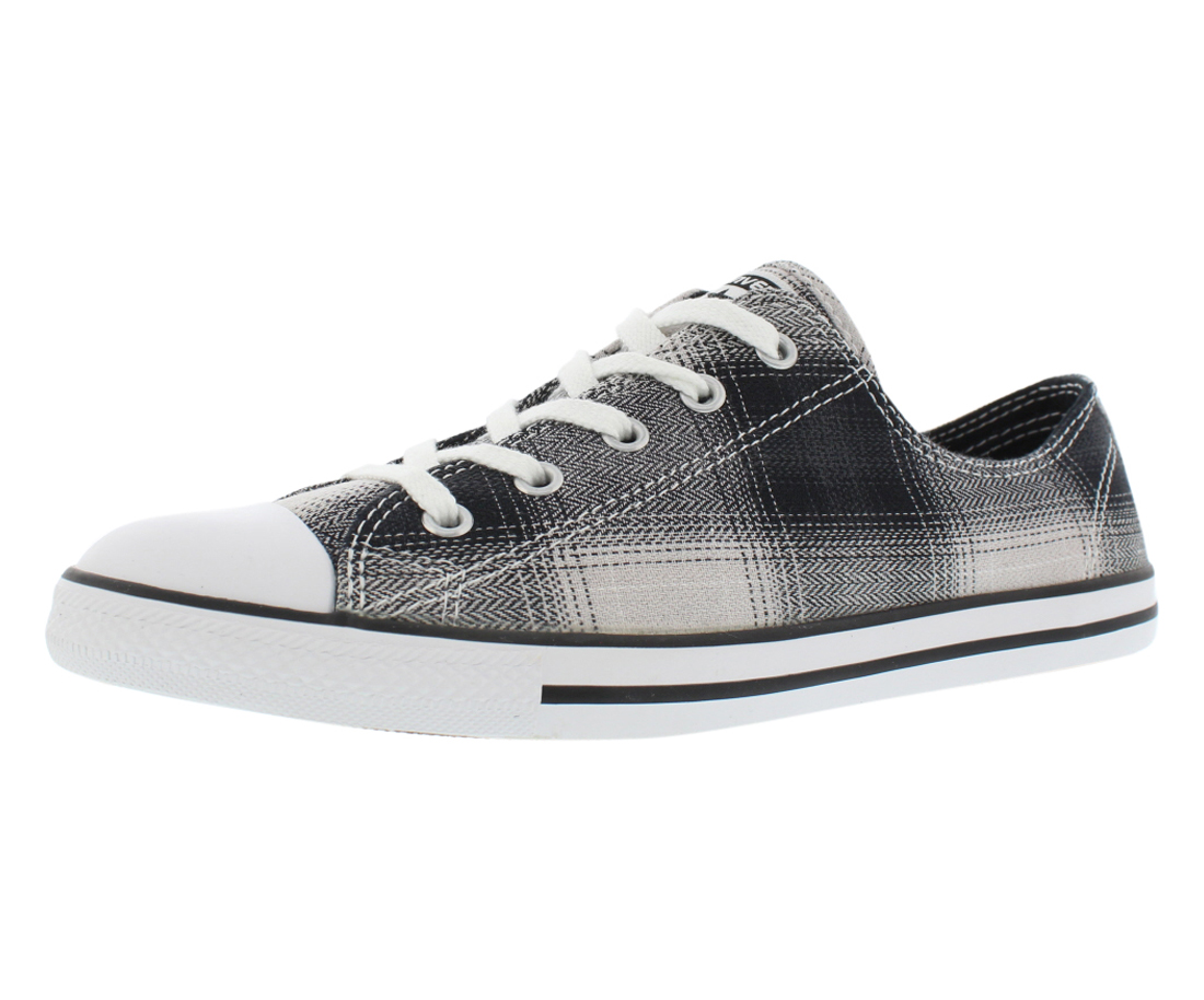 Converse Chuck Taylor Dainty Plaid Womens Shoes