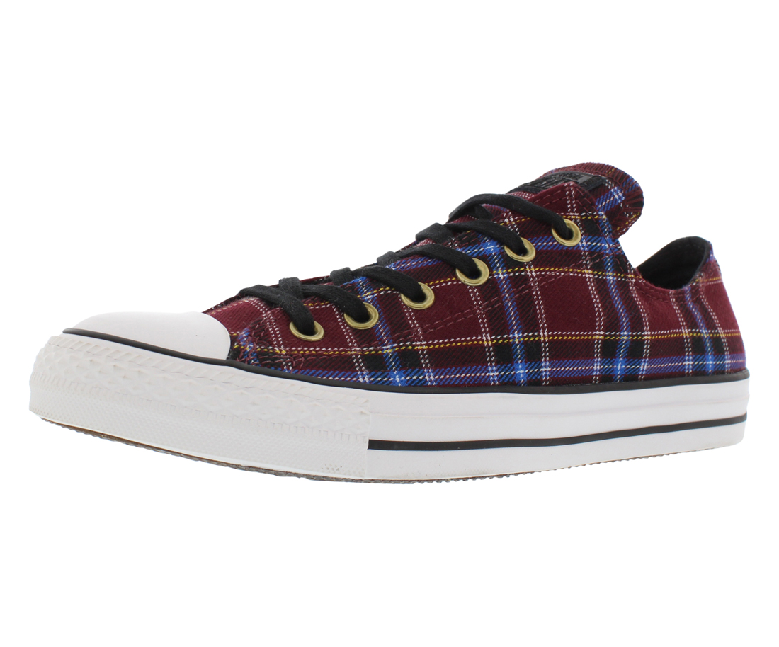 Converse Chuck Taylor All Star Plaid Ox Casual Women'S Shoe