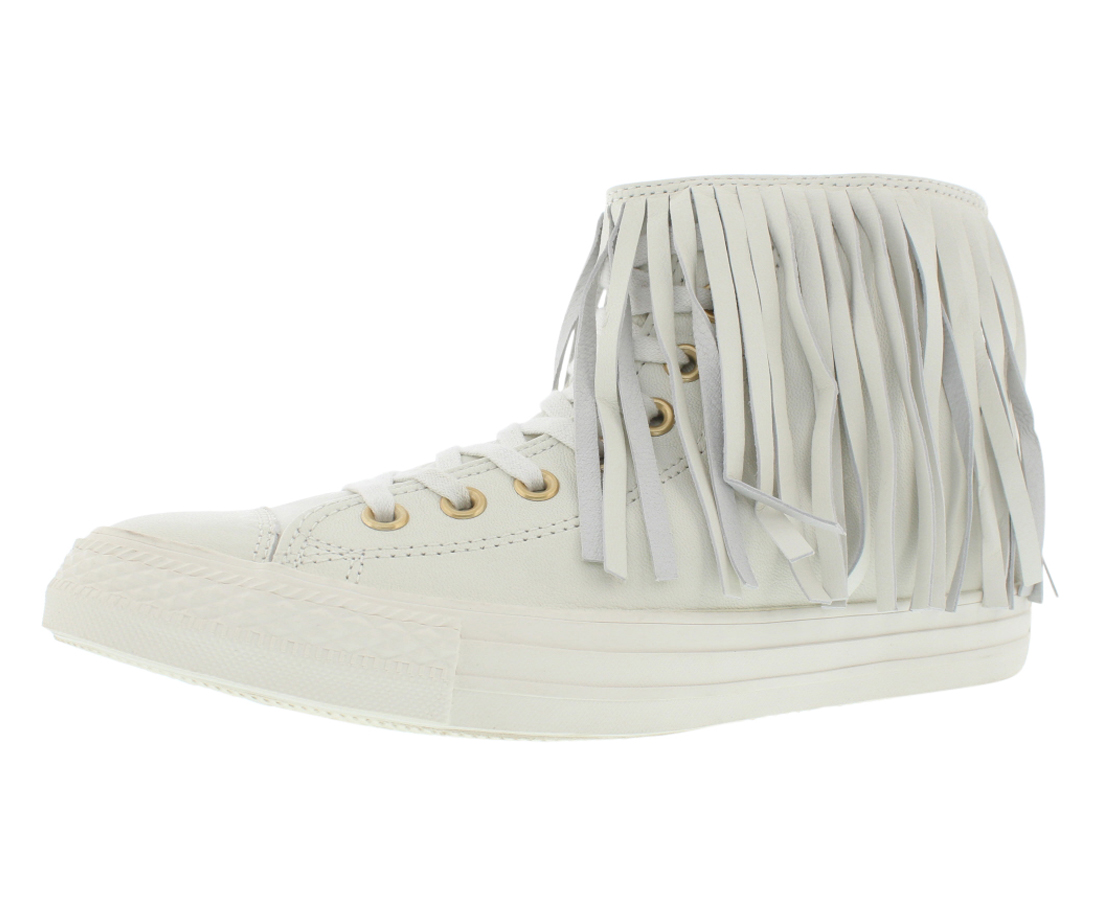 Converse Chuck Taylor Fringe Womens Shoes