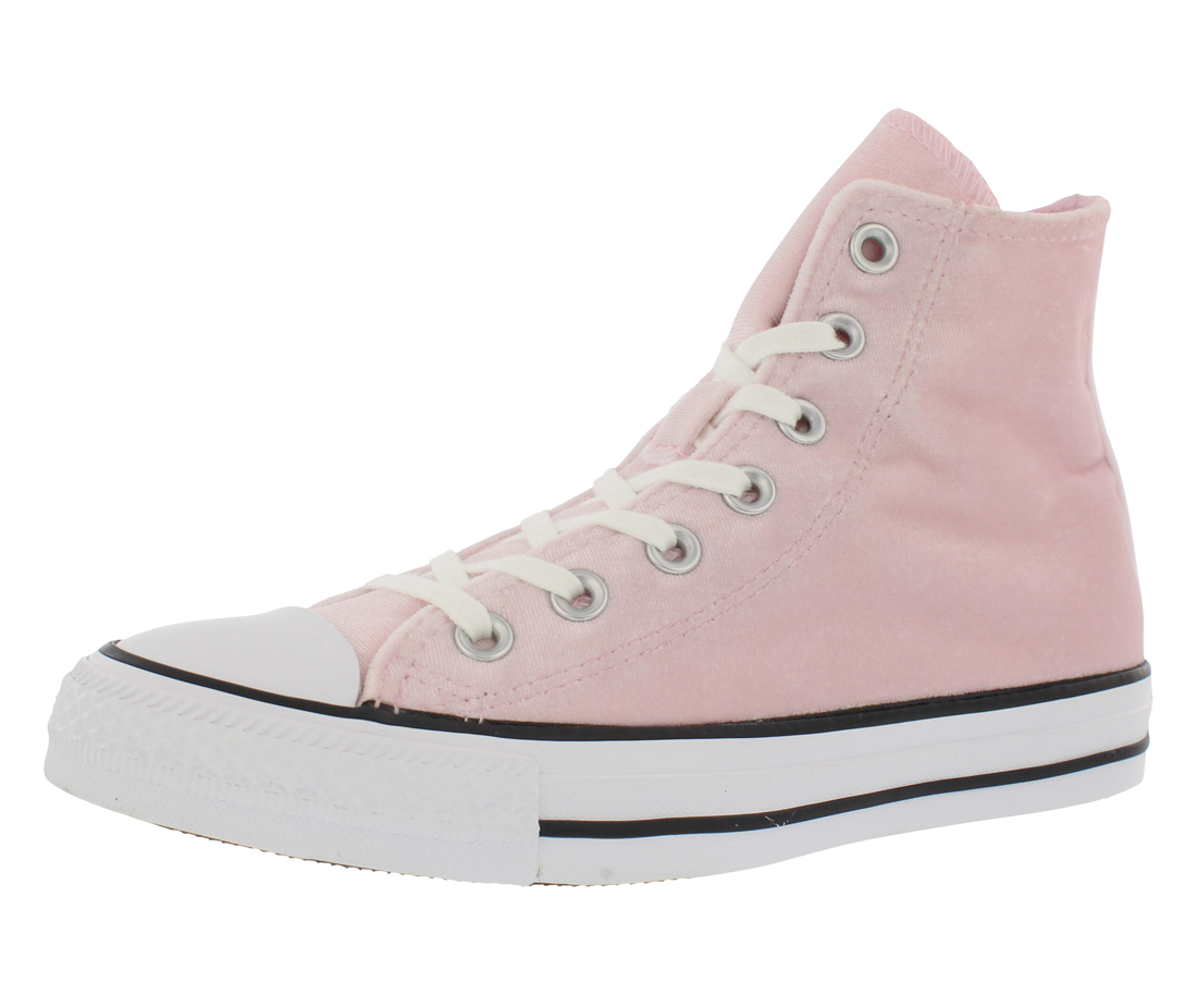 Converse Chuck Taylor Hi Velvet Athletic Womens Shoes
