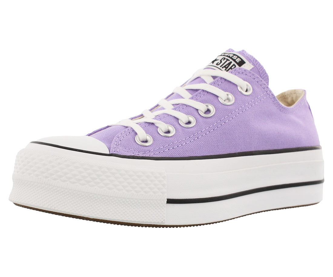 Converse Chuck Taylor As Lift Ox Womens Shoes