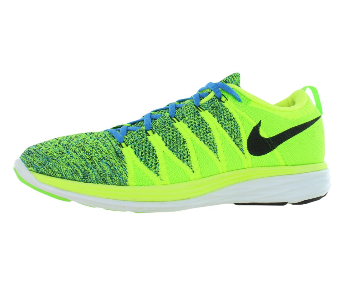 dd6fb2bbeced Details about Nike Flyknit Lunar 2 Running Men s Shoes Size