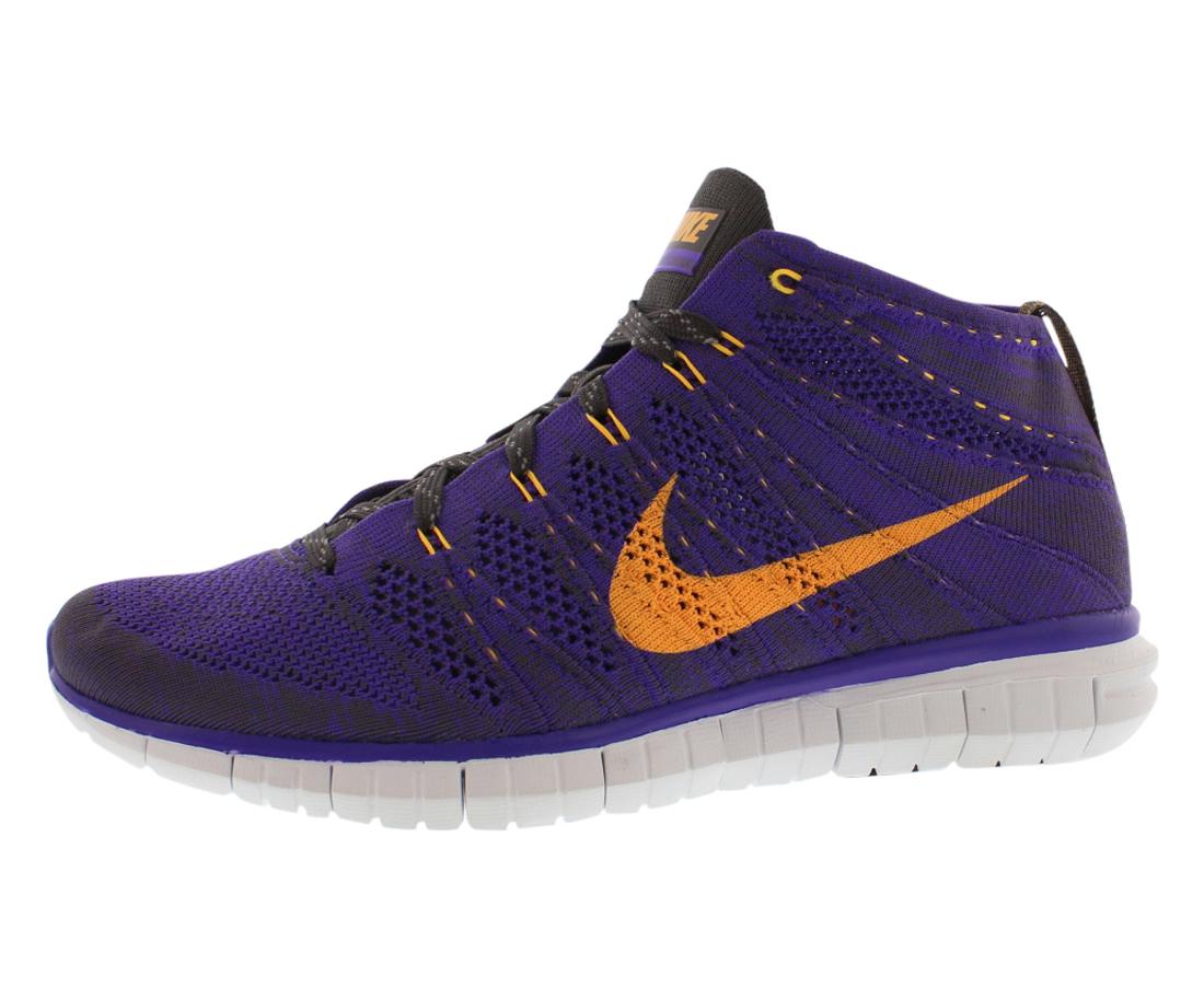 Nike Free Flyknit Chukka Running Men's Shoes