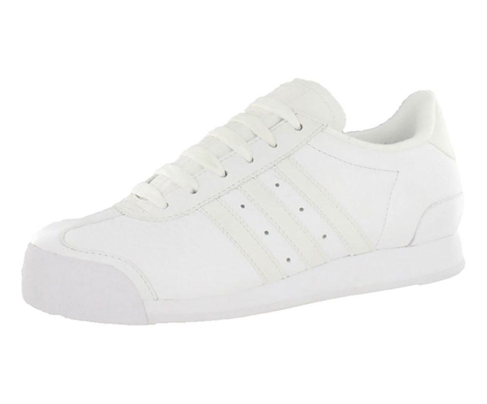 Adidas Samoa White Womens Shoe
