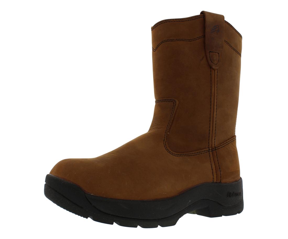 Lacrosse Qc Wellington Boots Mens Steel Toe Shoe