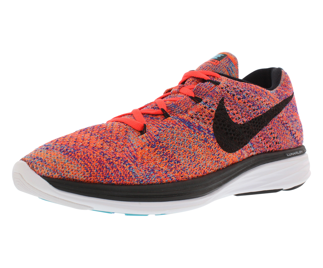 Nike Flyknit Lunar 3 Running Men's Shoes
