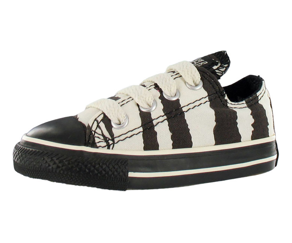 Converse Chuck Taylor Zebra Print Baby and Toddler Shoes
