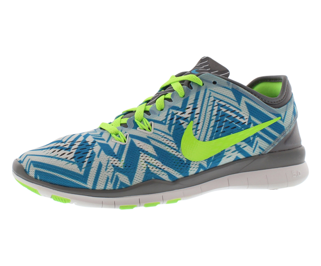 Nike Free 5.0 TR Fit 5 Print Fitness Women's Shoes