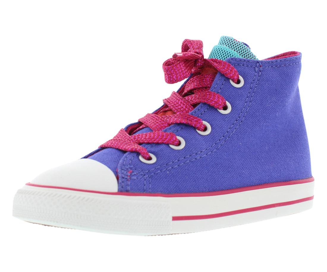Converse Chuck Taylor Hi Party Infant Girls Shoe