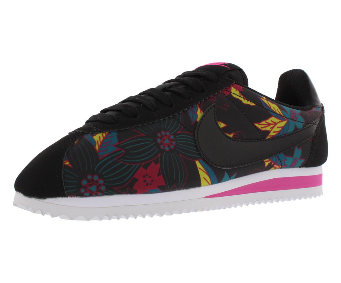 Nike Classic Cortez Print Premium Casual Women's Shoes
