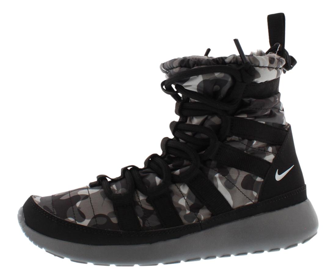 Nike Roshe One Hi Print Sneakerboots Women's Shoes
