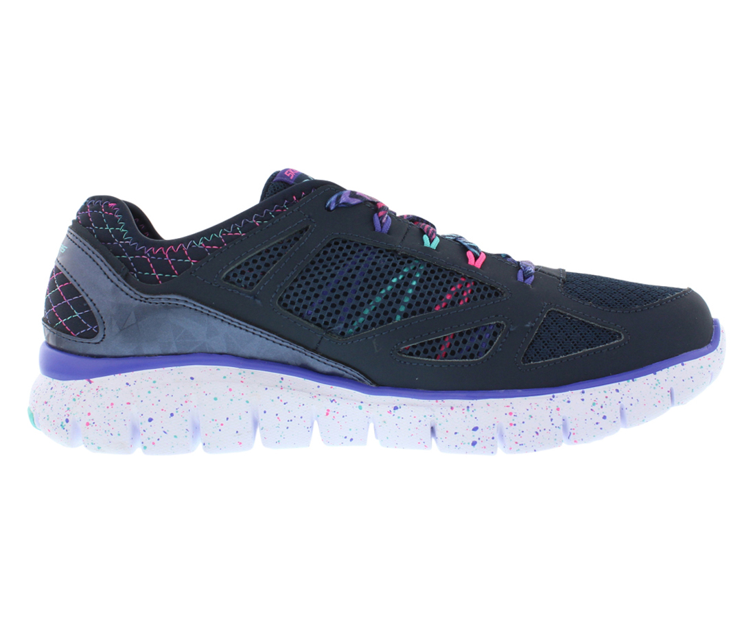 Skechers S-Flex Fashion Play Girl's Shoes Size