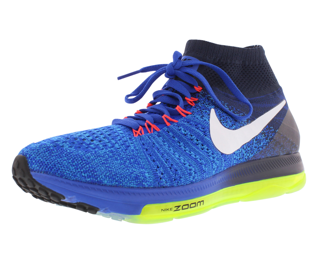 Nike Zoom Allout Flyknit Running Men's Shoes