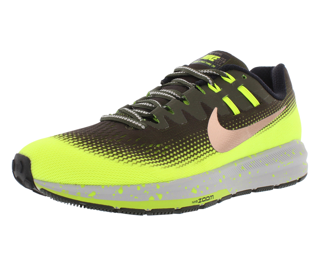 Nike Air Zoom Structure 20 Shield Running Men's Shoes