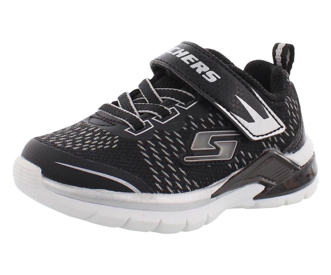 Skechers S Lights Erupters II Lava Arc Baby Boys Shoes