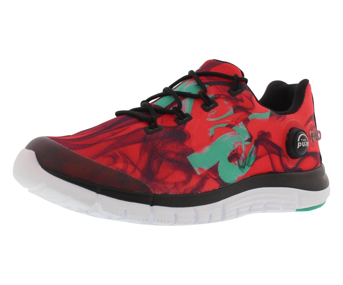 Reebok Zpump Fusion Flame Running Women's Shoes