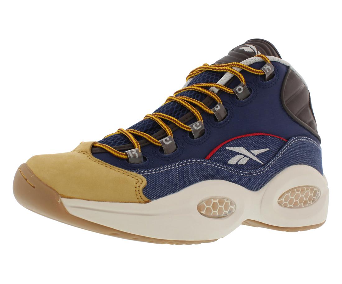 Reebok Question Mid Dress Basketball Mens Shoe