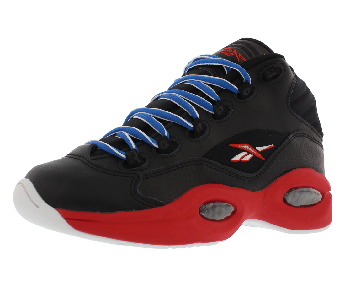 Reebok Question Mid SS Basketball Junior's Shoes