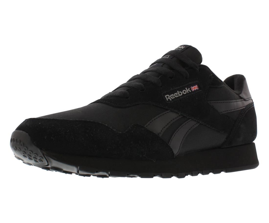 Reebok Royal Nylon Sneaker Mens Shoe