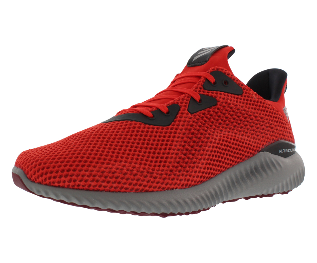 Adidas Alphabounce Running Mens Shoe