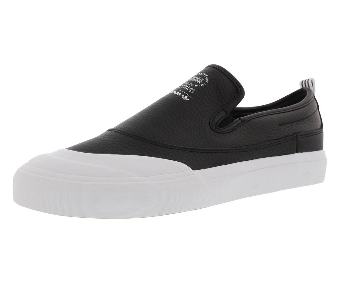 Adidas Matchcourt Slip Skateboarding Mens Shoe