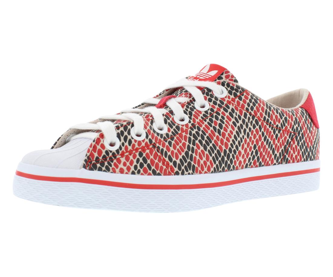 Adidas Vulc Star Lo Print Women's Shoes