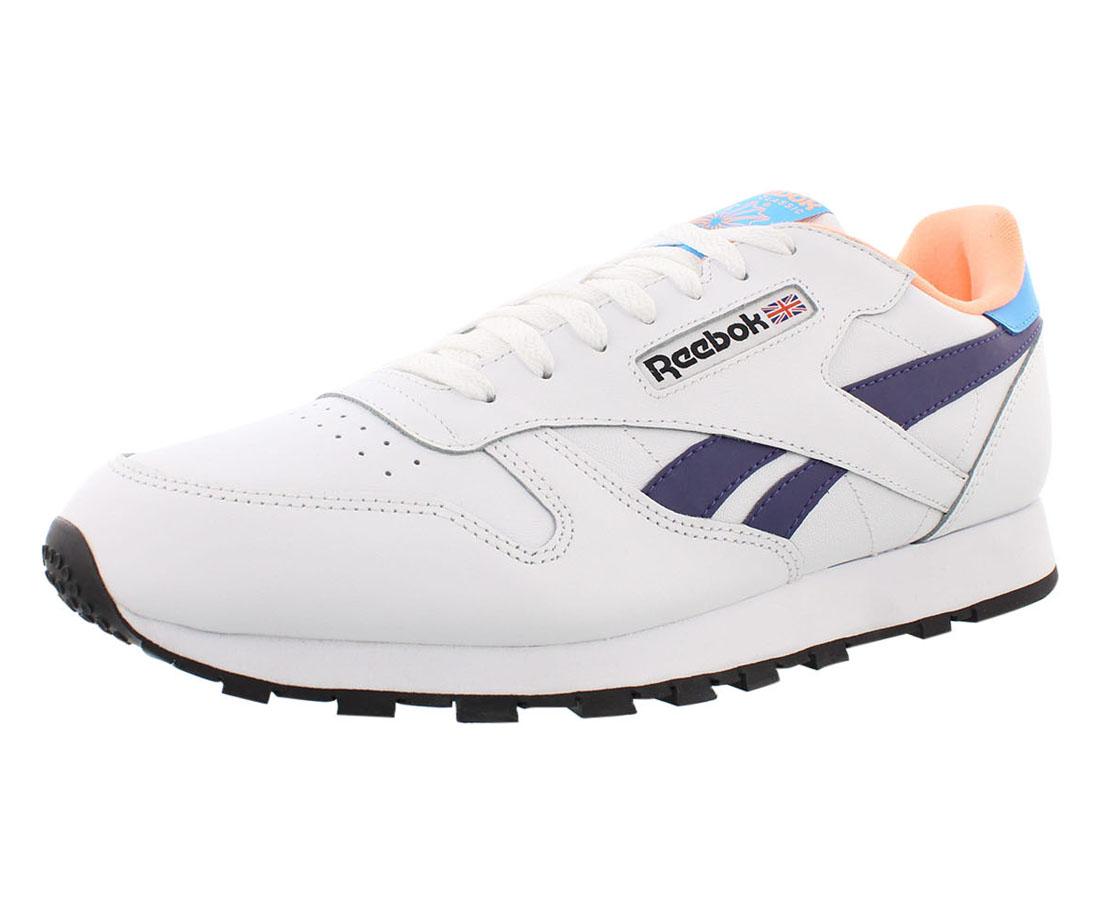 Reebok Cl Leather Mu Mens Shoes