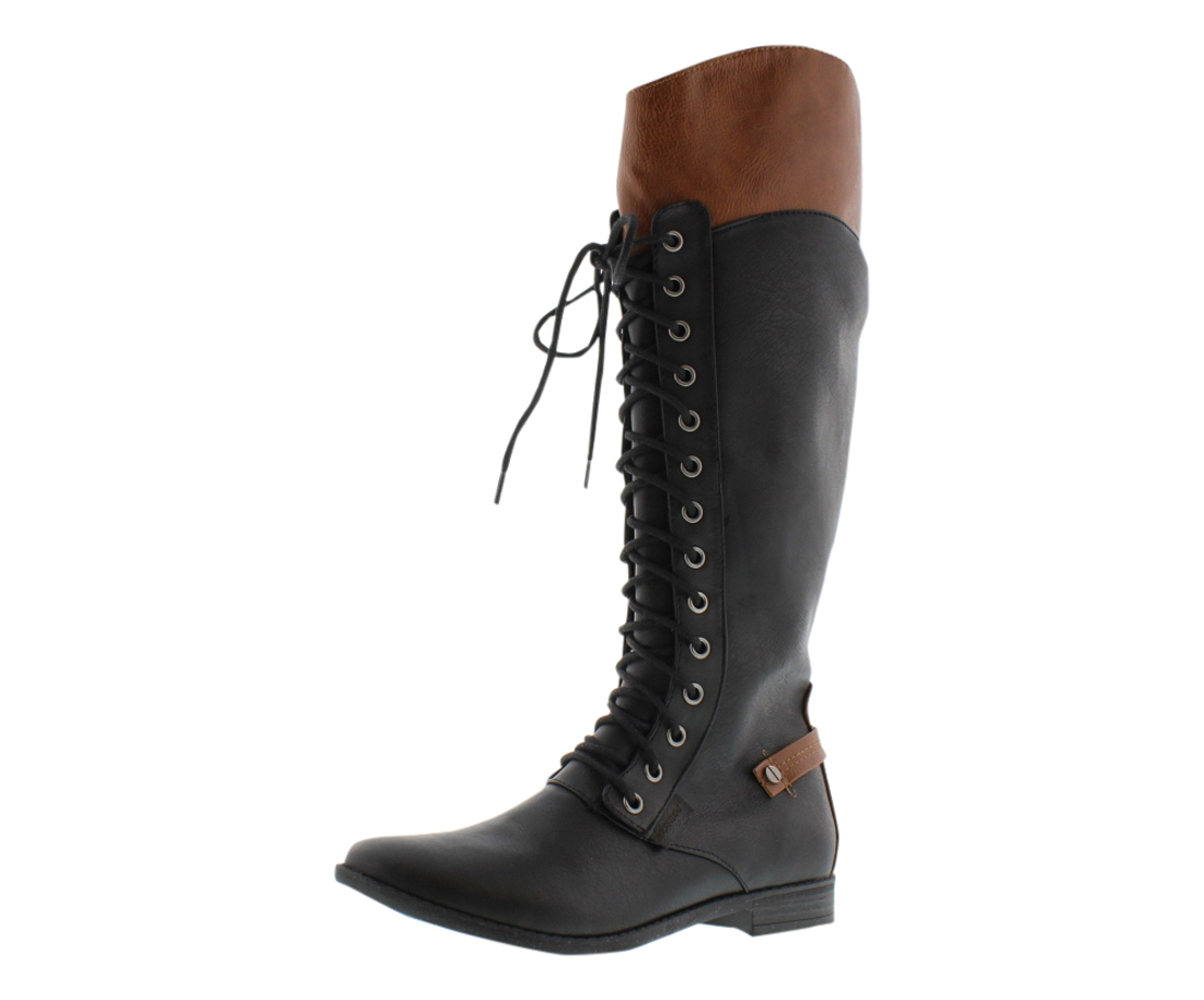 Rocket Dog Elka Sierra Pu Boots Women's Shoes