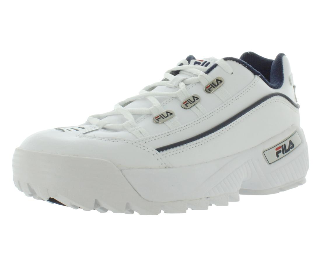 Fila Hometown Extra Lea/Syn Sneaker Mens Shoe