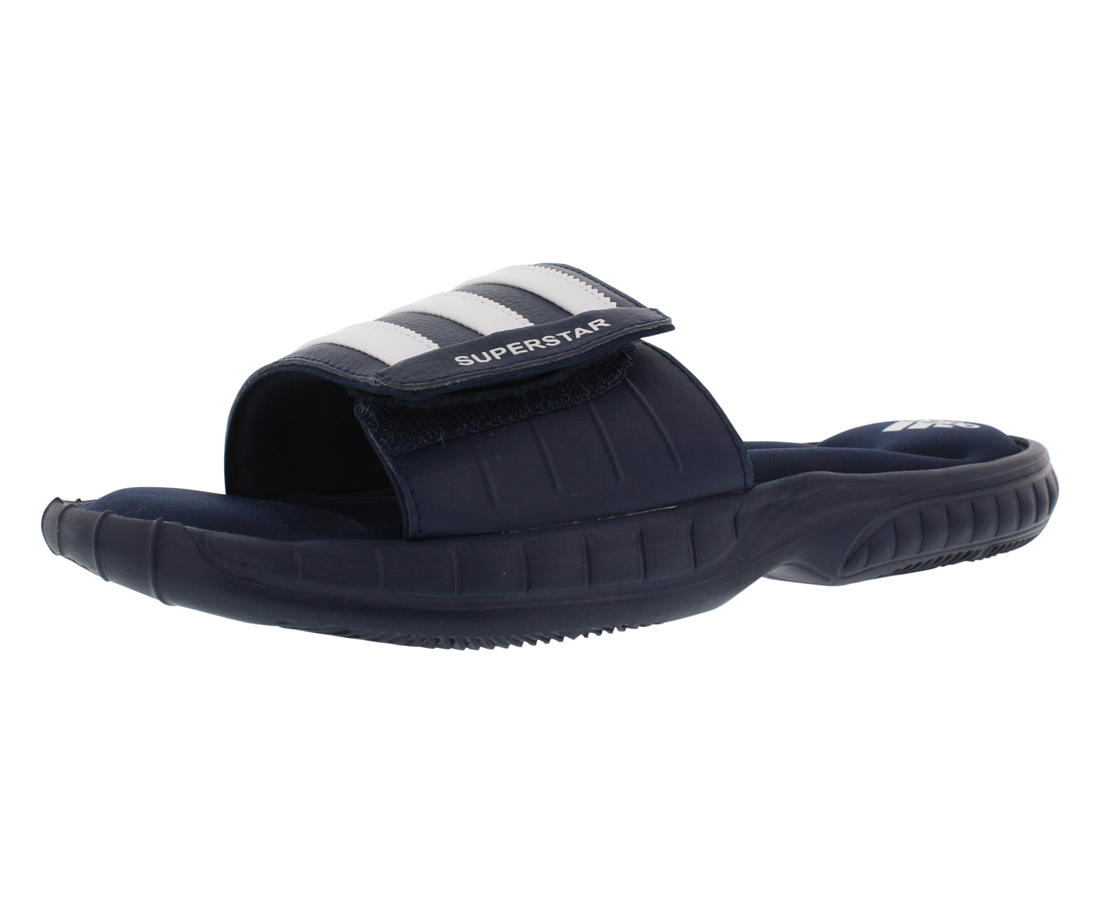 Adidas Superstar 3G Slide Sandales Mens Shoe