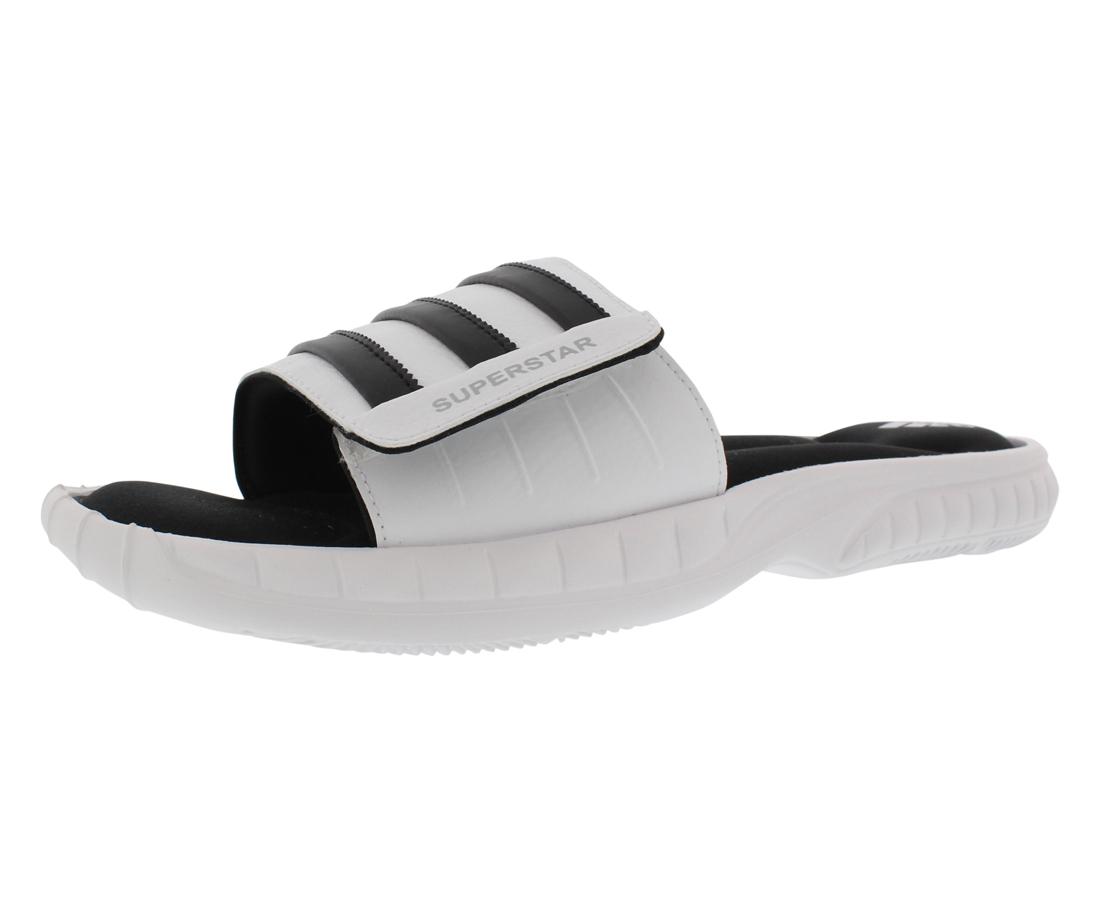 Adidas Superstar 3G Slide Sandales Mens Shoe