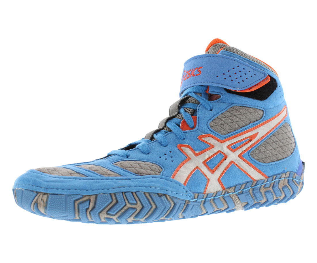 Asics Aggressor 2 Wrestling Boot Wrestling Mens Shoe