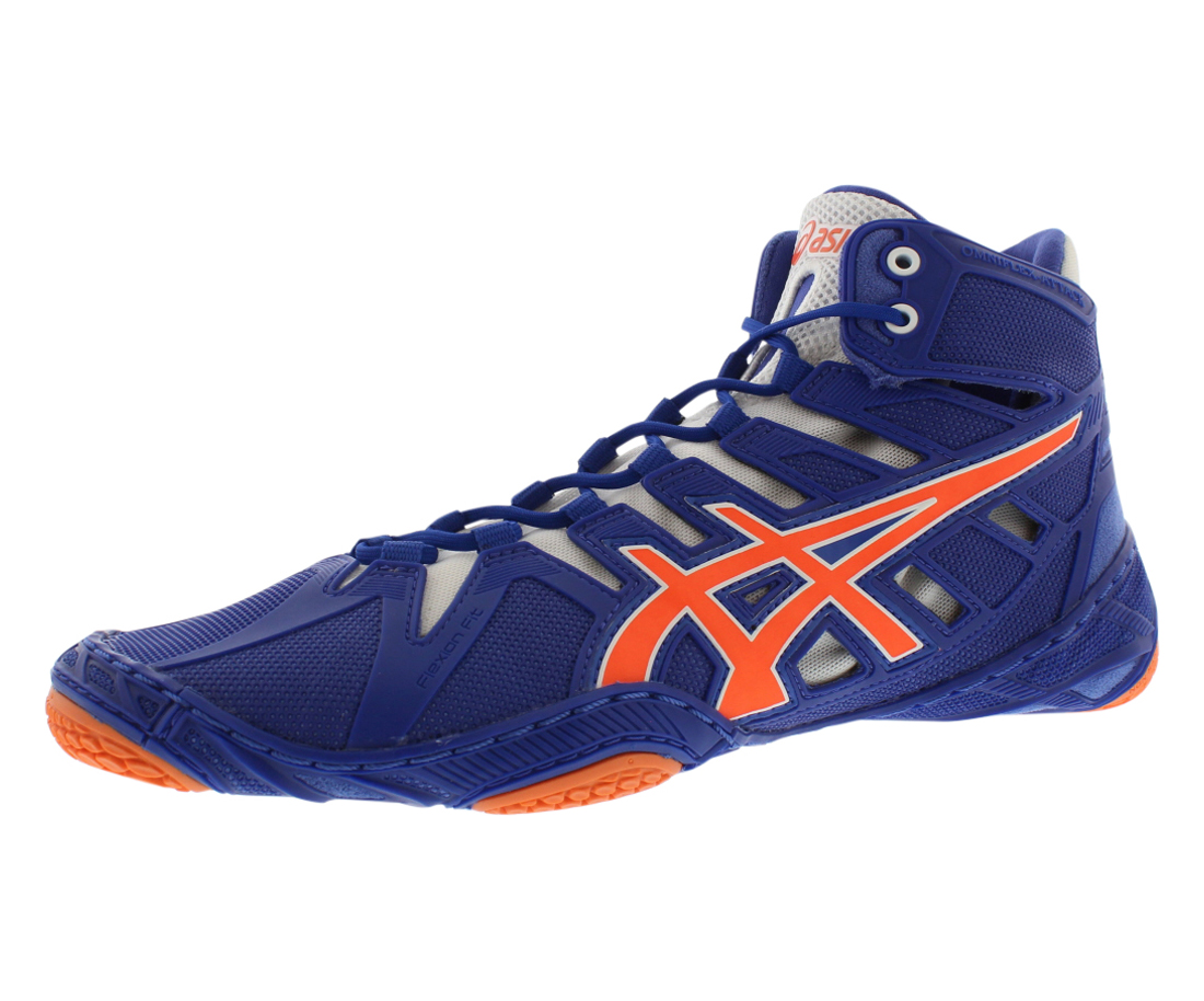 Asics Omniflex Attack Wrestling Boot Wrestling Mens Shoe