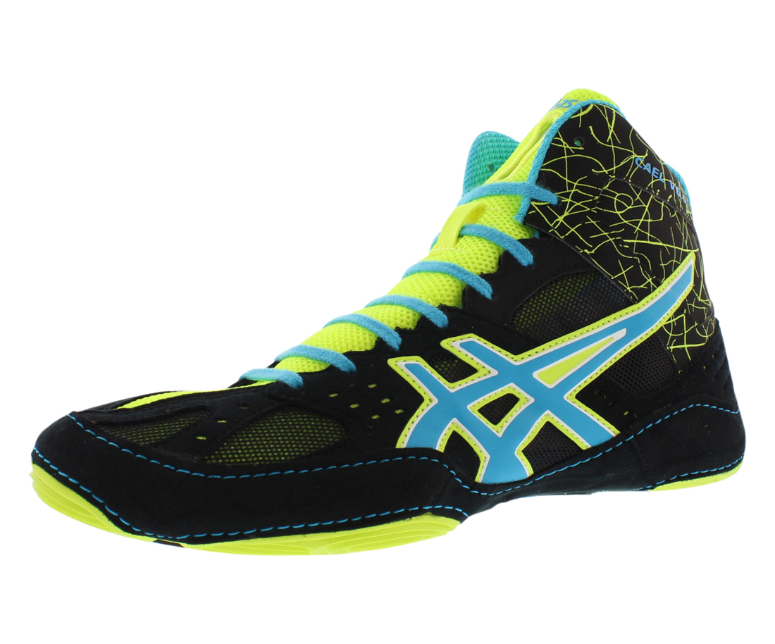 Asics Cael V6.0 Wrestling Boot Wrestling Mens Shoes