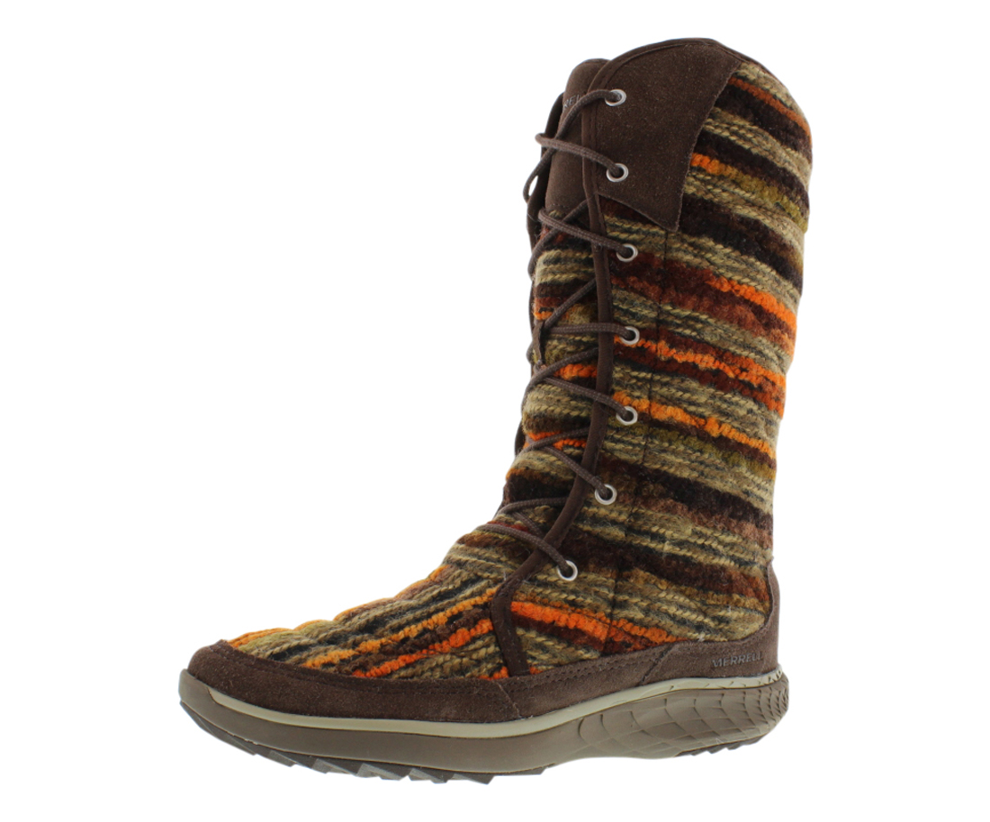 Merrell Pechora Sky Boots Women's Shoes