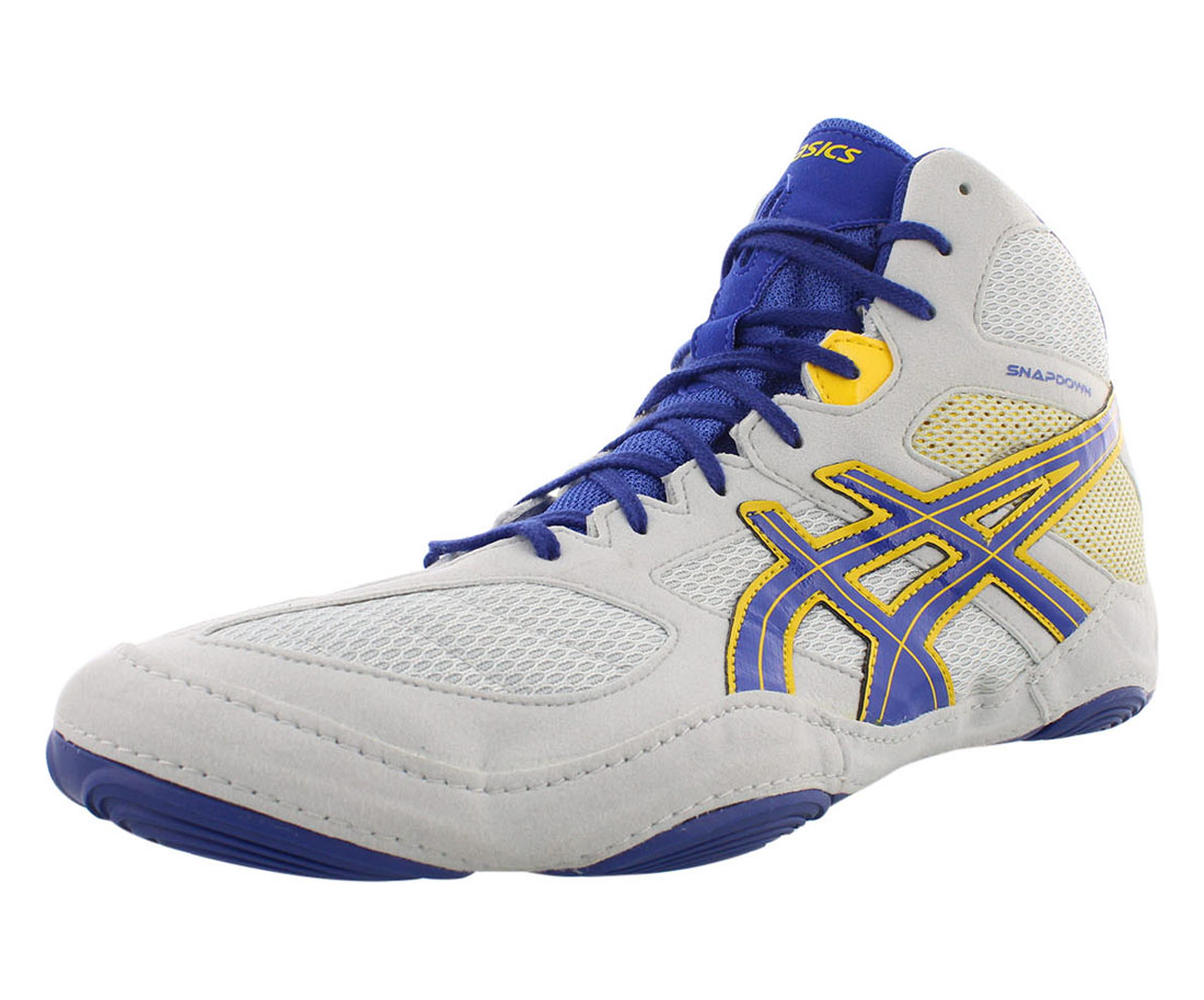 Asics Snapdown Wrestling Boot Wrestling Mens Shoe