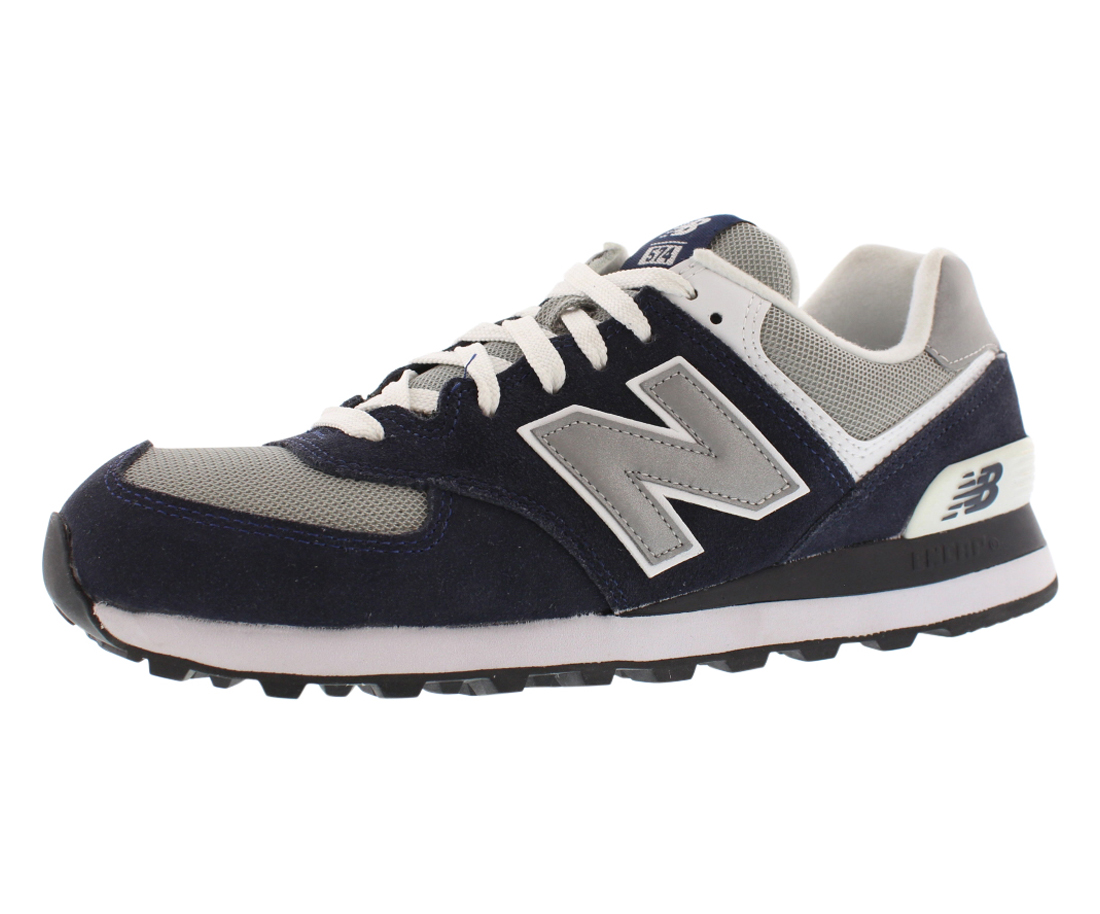 New Balance Ml574 Suede Men's Shoes