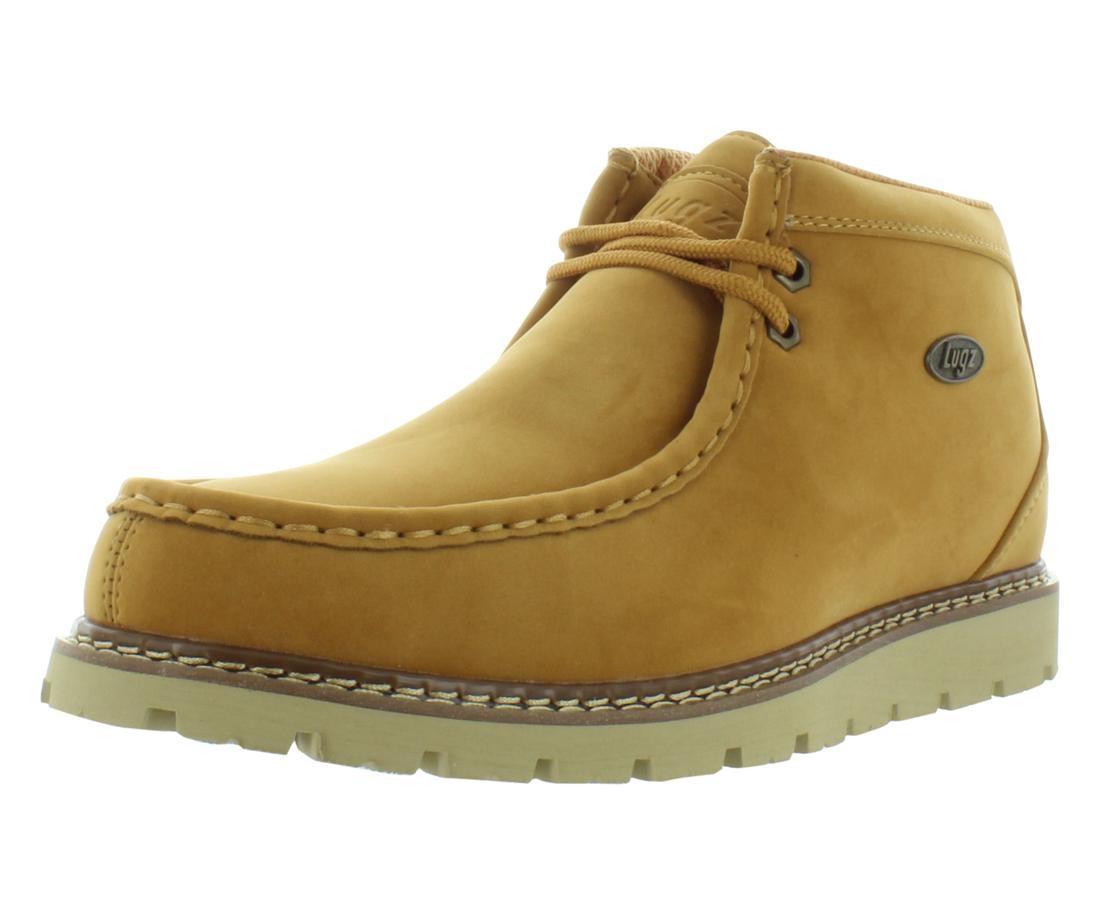 Lugz Sandstone Boots Mens Shoe