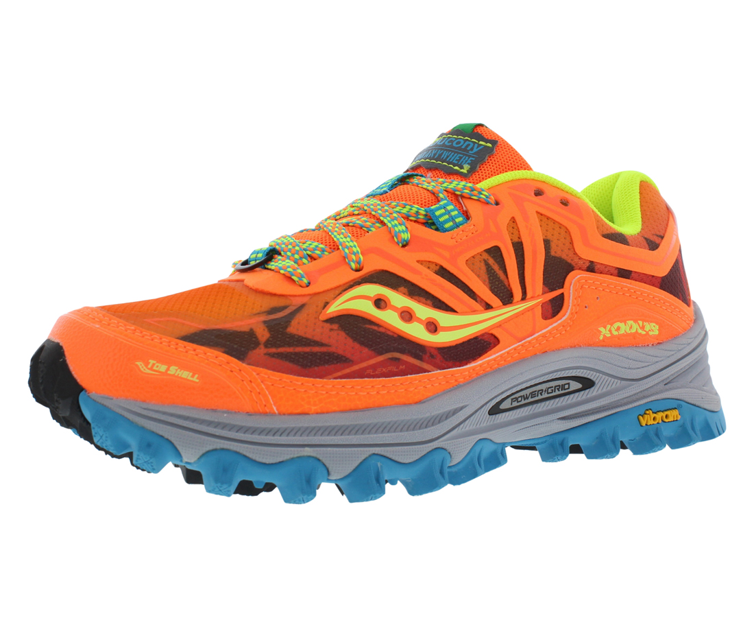 Saucony Xodus 6.0 Trail Running Women's Shoes