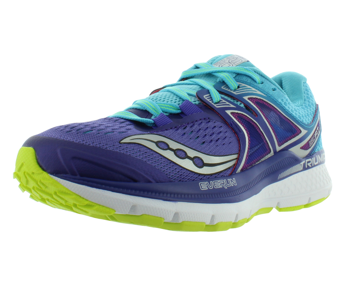 Saucony Triumph Iso 3 Running Wide Women's Shoes