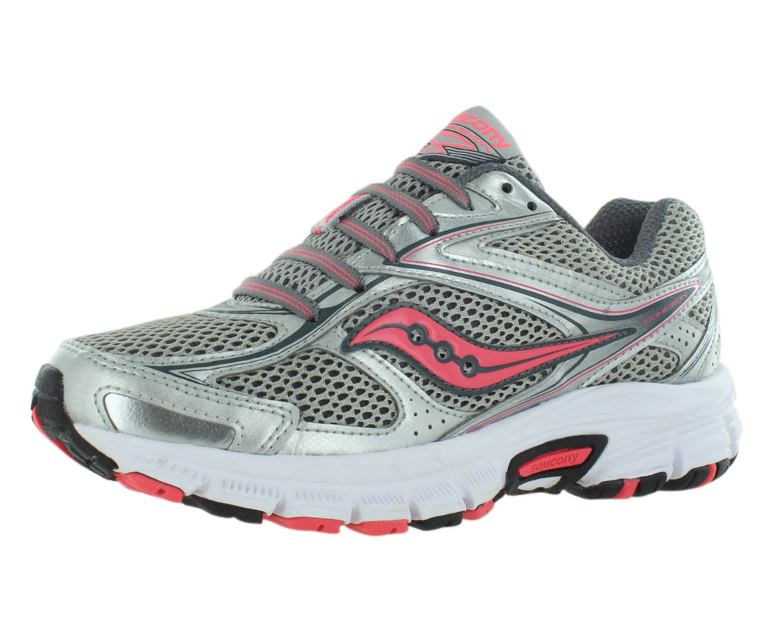 Saucony Grid Cohesion 8 Wide Running Women's Shoes